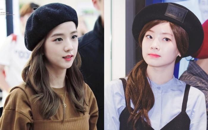Twice cũng có 1 mỹ nhân chinh phục thành công kiểu mũ kén mặt
