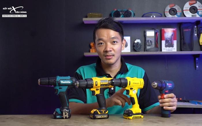 Kết nối tiêu dùng: Hành trình 10 năm đem công cụ, dụng cụ chính hãng đến từng gia đình Việt