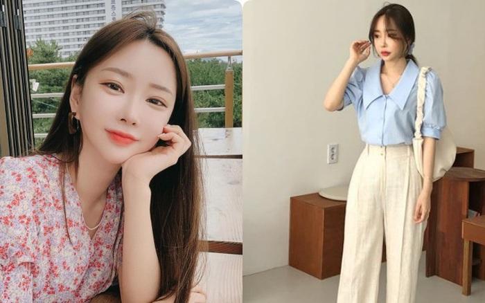 Hotgirl xứ Hàn chỉ cao 1m55 hướng dẫn chị em cách mix đồ