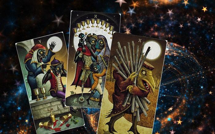 Bốc 3 lá bài Tarot để biết từ giờ đến hết năm 2020 bạn có gặp thiên thời địa lợi nhân hòa, cuộc đời