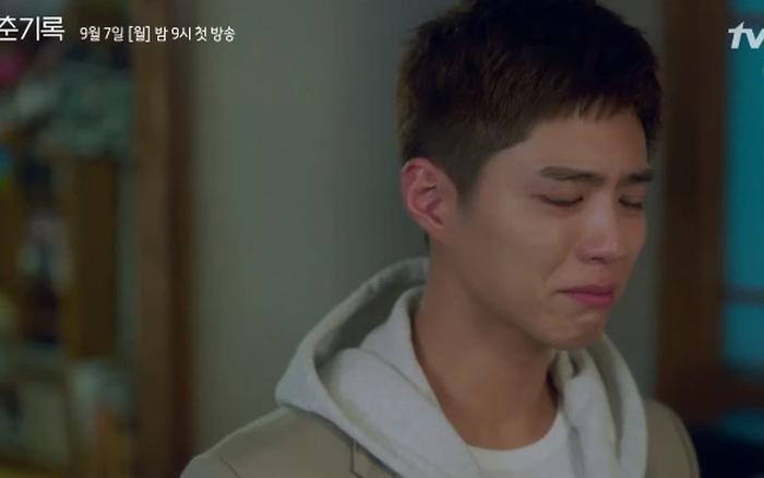 Đáng thương cho Park Bo Gum: Mê làm người mẫu tới mức bị bố rượt đánh mà bật khóc nức nở