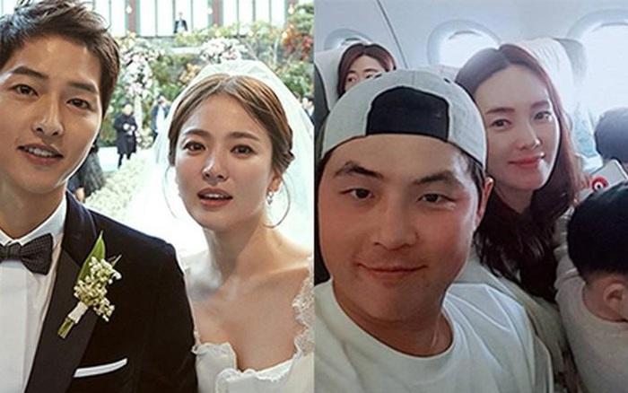 Anh trai Song Joong Ki bất ngờ có động thái