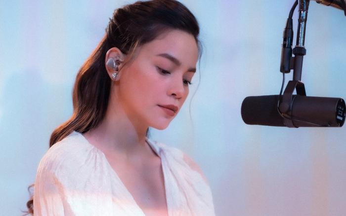 Hồ Ngọc Hà thổn thức với bản ballad lụi tim, ngẫu hứng hát tặng cô gái được đồng cảm nhiều nhất trên mạng xã hội - Âu Hà My