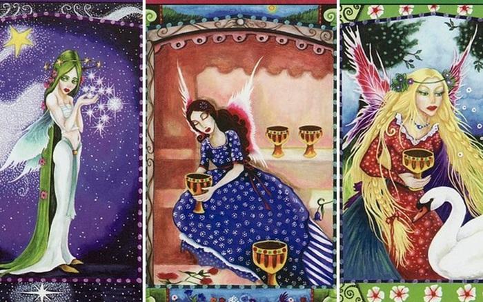 Rút một lá bài Tarot để khám phá điều gì sắp ập đến cuộc sống của bạn trong tuần tới