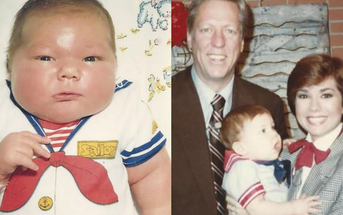 Bé trai lọt lòng với cân nặng 7,4kg từng khiến nước Mỹ