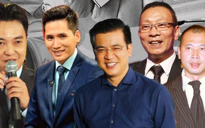 VTV có 5 quý ông MC luôn được khán giả ngưỡng mộ về tài lẫn đức nhưng về đời tư thì cực kỳ kín tiếng