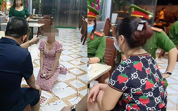 Vợ chồng chủ quán nướng bắt nữ khách hàng quỳ gối xin lỗi vì