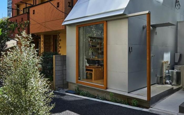 Chỉ vọn vẻn 18m² nhưng ngôi nhà ở Nhật Bản của cặp vợ chồng trẻ này đã chứng minh cho người xem thấy diện tích nhỏ không phải là vấn đề