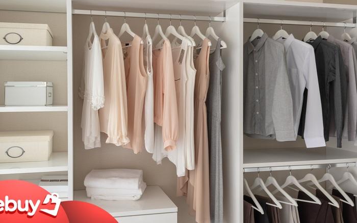 Những ngày mưa tầm tã, làm gì để tủ quần áo bớt hôi hám, tránh ẩm mốc?