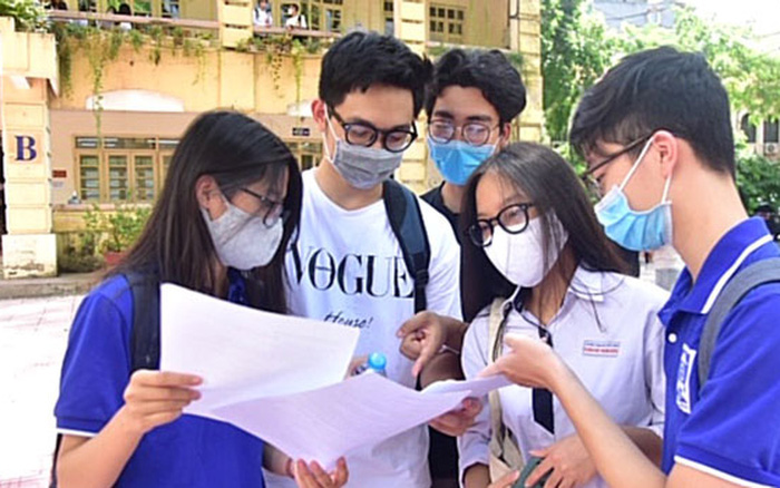 Phổ điểm thi tốt nghiệp THPT khiến nhiều học sinh than trời