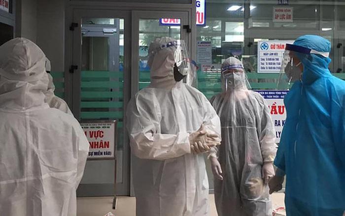 Ca COVID-19 thứ 30 tử vong là nữ bệnh nhân 51 tuổi