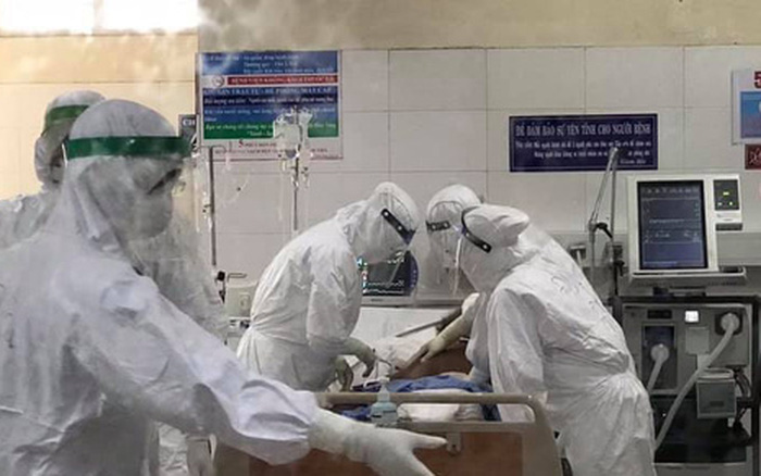 Trường hợp tử vong liên quan COVID-19 thứ 32, bệnh nhân  nữ 67 tuổi