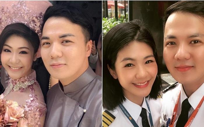 Chân dung bạn thân tri kỷ bị hiểu lầm là ông xã của nữ cơ trưởng Huỳnh Lý Đông Phương: Nam phi công điển trai, cao hơn 1m8, body