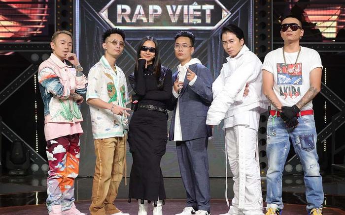Show gây sốt nhất hiện nay - Rap Việt: Binz, Karik, Justatee, Wowy, Suboi và cả Trấn Thành bùng nổ, dân mạng phát cuồng vì quá chất