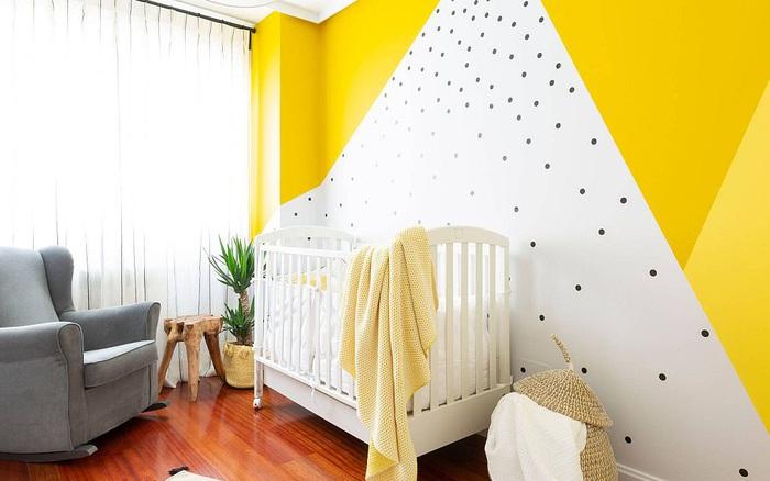 Vàng - sắc màu tươi vui đem lại hiệu quả bất ngờ khi bạn sử dụng cho phòng của bé - kết quả xổ số ninh thuận