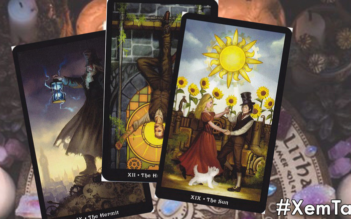 Bốc 3 lá bài Tarot để biết vận trình cuộc sống của bạn trong tháng 9 này chuyển biến theo hướng nào