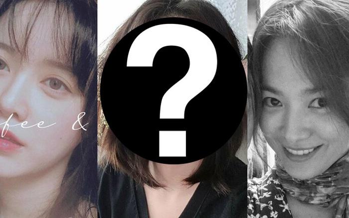 Khoe mặt mộc tự nhiên cùng một thời điểm nhưng cả Song Hye Kyo và Goo Hye Sun đều thua trước