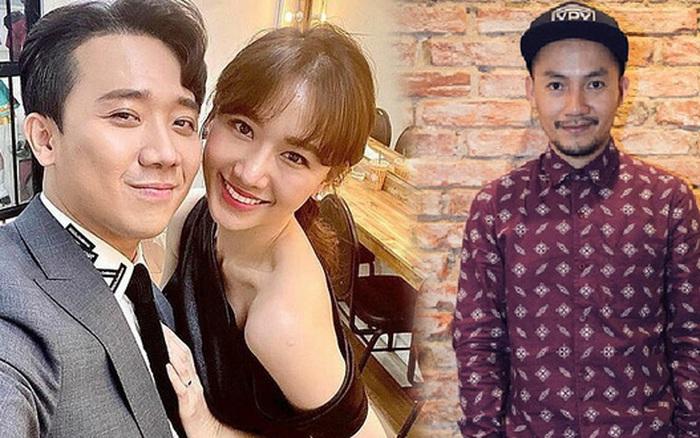 """""""Rap Việt"""": Trấn Thành chủ động nhắc tên Tiến Đạt - người cũ của Hari Won trên sóng truyền hình khiến ai cũng sốc"""