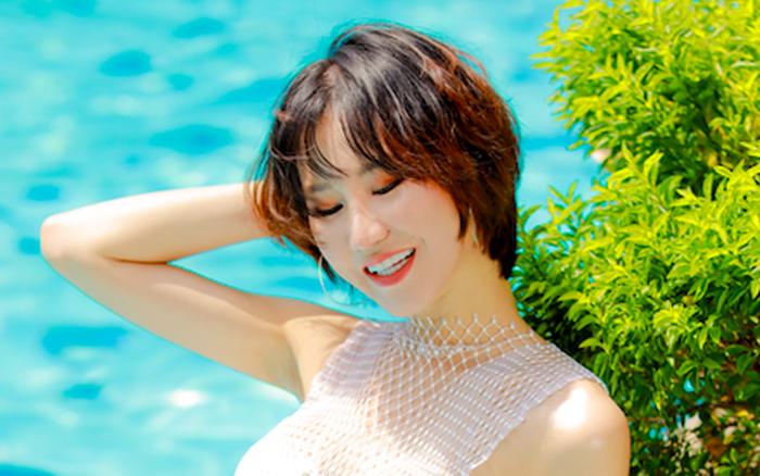 Hoa hậu Phạm Lan Anh chia sẻ chuyện