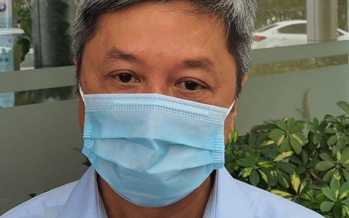 """Thứ trưởng Nguyễn Trường Sơn: """"Đội ngũ y tế được cử đến chi viện miền Trung đều muốn ở lại đến khi hết dịch"""""""