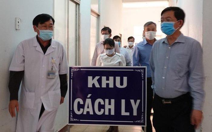 Bình Định cử 25 bác sĩ, điều dưỡng hỗ trợ Đà Nẵng chống dịch Covid-19