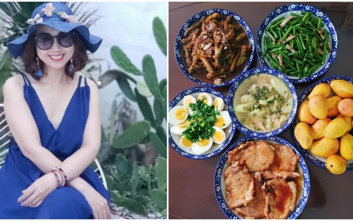 Chỉ từ 130k, mẹ đảm Sài Gòn sắm sửa mỗi bữa cơm đều như đãi tiệc với các món bổ dưỡng, đẹp mắt cho gia đình 6 thành viên - xs thứ hai