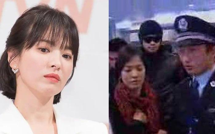 Song Hye Kyo bất ngờ bị truyền thông Hoa ngữ