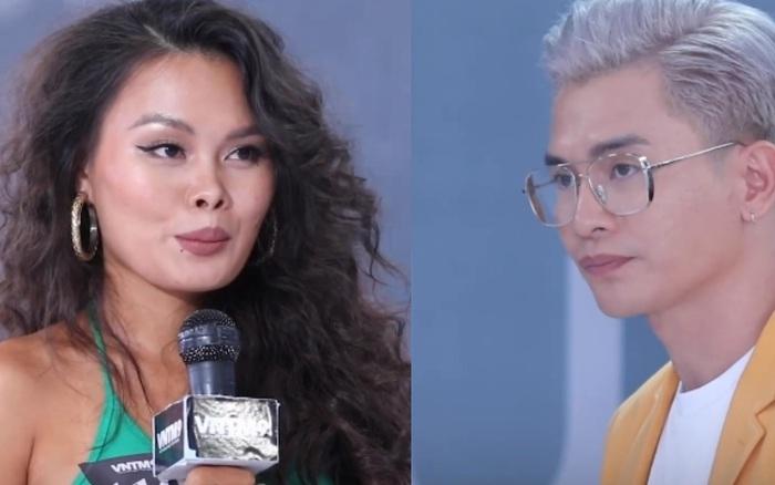Vietnam's Next Top Model: Nam Trung bắt bẻ cực gắt thí sinh từng thi Hoa hậu Hoàn Vũ nhưng lại bị loại vì thiếu chiều cao