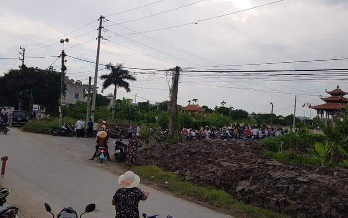 Nguyên Trưởng ban Nội chính tỉnh Thái Bình tử vong tại nghĩa trang
