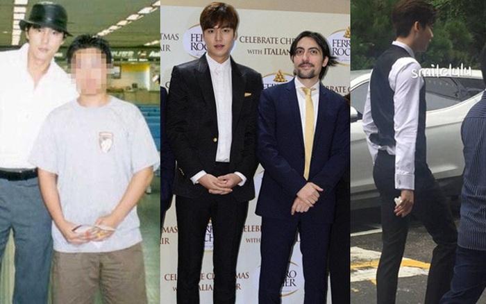 """Ngất lịm trước chiều cao khủng của loạt mỹ nam Hàn Quốc trong ảnh đời thường: Cũng chẳng muốn """"dìm hàng"""" người đứng cạnh nhưng cao quá thì biết làm sao"""