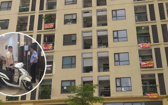 Hà Nội: Cư dân chung cư 87 Lĩnh Nam bức xúc bê xe máy lên tận căn hộ vì bị gây khó dễ khi gửi ở hầm xe