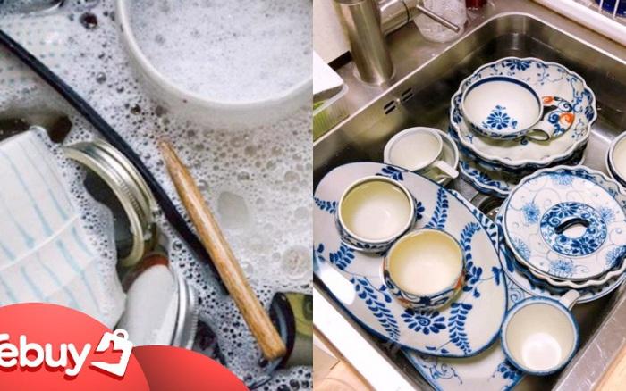 Bóc mẽ những thói quen rửa bát tưởng vừa sạch vừa tiện, ai dè chỉ mất công lại rước thêm vi khuẩn vào người