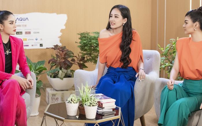 Hoa hậu Kỳ Duyên không hiểu sao bị mắng chửi, Mai Phương Thúy thừa nhận buông thả hình ảnh nên bị chê bai mặc xấu
