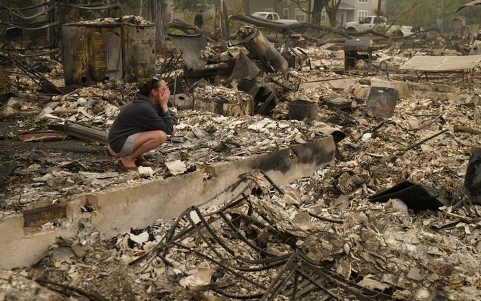 Người dân Oregon, Mỹ khốn đốn vì thảm họa cháy rừng chưa từng có