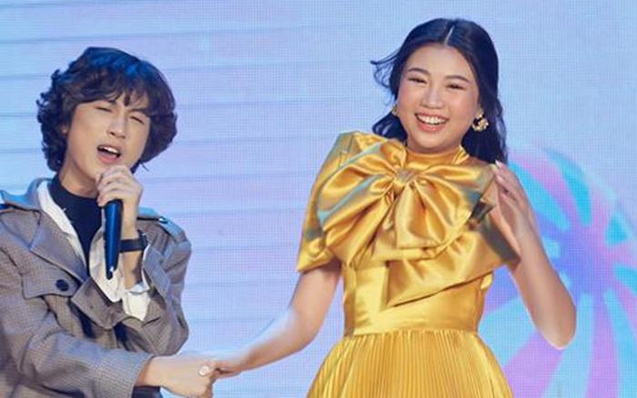 Hoa hậu nhí 15 tuổi cao 1m74 - Ngọc Lan Vy chi tiền khủng mua váy thiết kế độc quyền