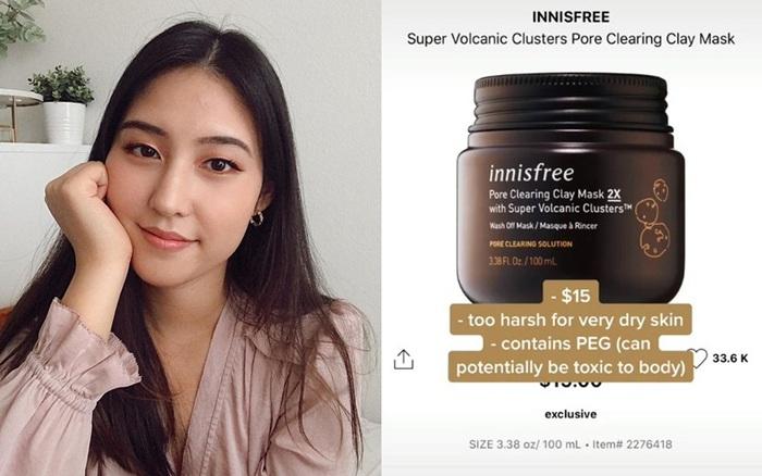 Nàng blogger chỉ đích danh 4 món mỹ phẩm mà cô không thích, bạn có thể tham khảo để tránh