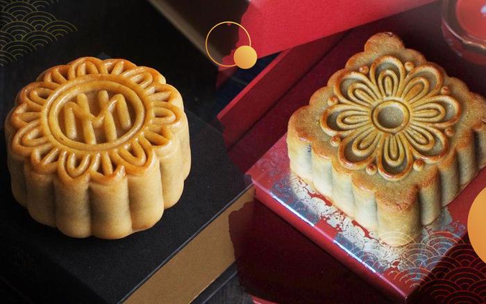 Chúng tôi ăn thử bánh Trung thu của các khách sạn nổi tiếng và quyết định đây là hai hộp bánh hợp lý nhất để đem đi biếu sếp