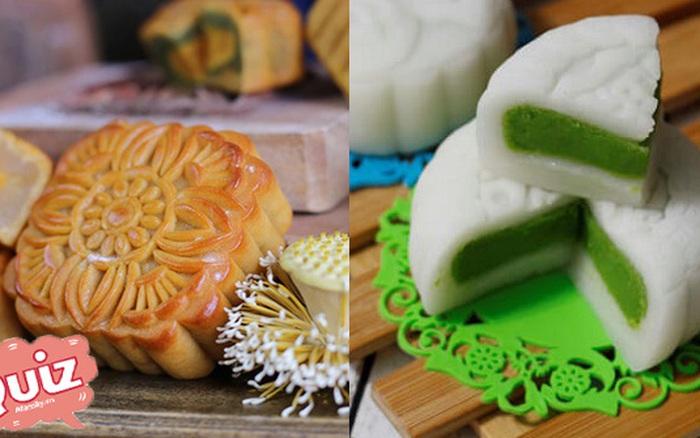 Chọn loại bánh Trung thu bạn thích ăn nhất và khám phá những