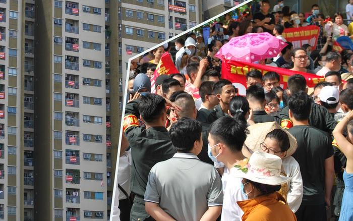 Cư dân The Vesta Hà Đông phản đối việc phá dỡ sân chơi trẻ em làm chỗ đỗ xe: