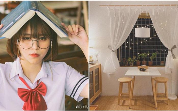 Nhà tập thể cũ 30m² được mặc áo mới đẹp lung linh dành cho vợ chồng mới cưới có chi phí cải tạo 30 triệu đồng ở Sài Gòn