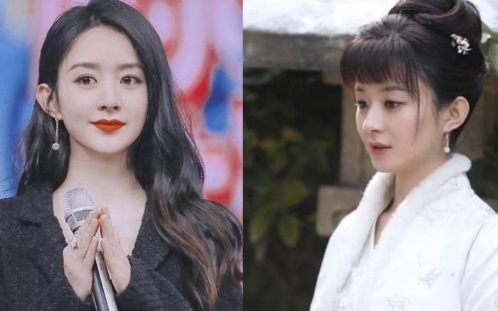 Triệu Lệ Dĩnh vừa trở lại với Hữu Phỉ đã nhận 2 đề cử Kim Ưng, netizen còn đẩy lên No.1 Hot Search