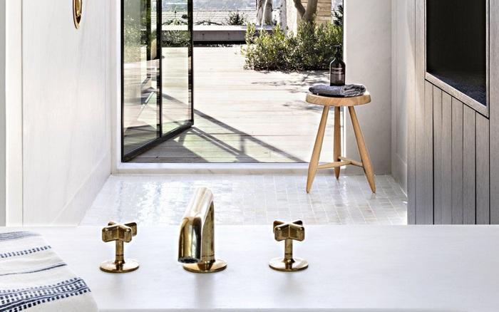 Những ý tưởng phòng tắm tuyệt vời khiến cho bạn không bao giờ muốn rời khỏi đây