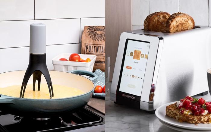 Sở hữu 12 món đồ dùng nhà bếp dưới đây sẽ giúp bạn chẳng cần động chân tay vẫn xử lý tốt việc nhà