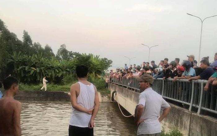Xác định nguyên nhân ban đầu vụ xe máy lao xuống sông khiến 3 ông cháu tử vong thương tâm ở Vĩnh Phúc