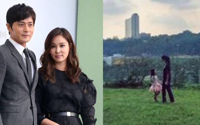 Con gái Jang Dong Gun bất ngờ lên top tin tức được tìm kiếm nhiều nhất chỉ nhờ khoảnh khắc này