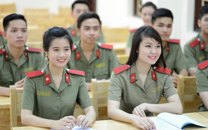 Mới: Hàng loạt các trường Đại học, Học viện thuộc Công an và Quân đội đã công bố điểm sàn xét tuyển 2020, có trường lấy tới 24 điểm