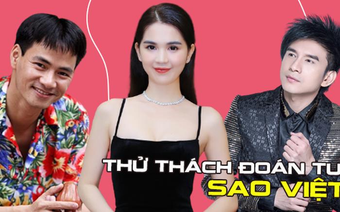 Chúng tôi không tin bạn có khả năng nhìn người tinh tường, trừ phi bạn trả lời đúng 10 câu hỏi sau về Showbiz Việt
