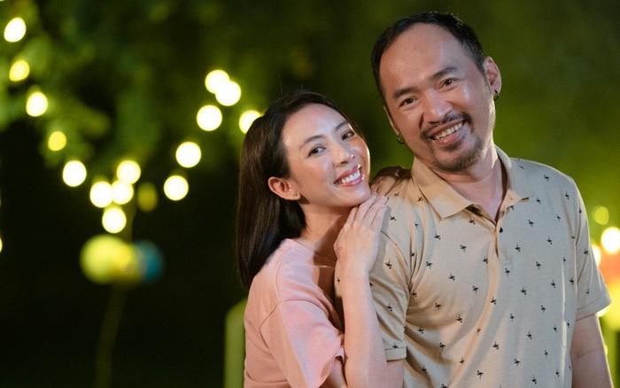 Đóng chung nhưng Thu Trang - Tiến Luật khiến fan kêu trời vì không có cảnh thân mật
