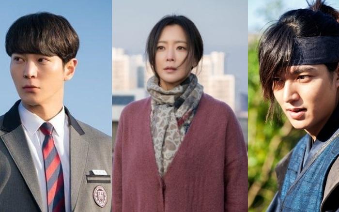 """Khi Kim Hee Sun đóng cặp 2 nam thần 1987 Joo Won - Lee Min Ho: Làm mẹ thì trẻ, làm người yêu thì """"dừ""""!"""