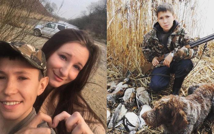 14 tuổi đã có bạn gái, lái xe và đi săn, thiếu niên thoải mái làm mọi thứ mà không bị cảnh sát tuýt còi nhờ vào một bí mật